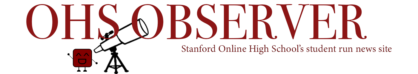 Stanford Online High School's student run news site