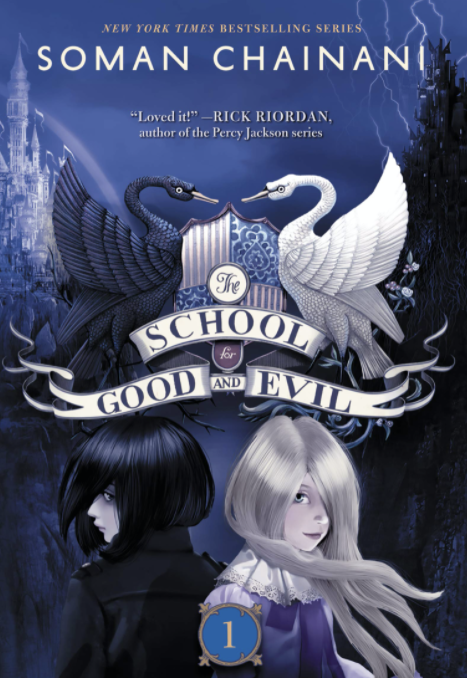 "Author Soman Chainani of ""The School for Good and Evil"" series talks about how his books question the nature of Good and Evil."